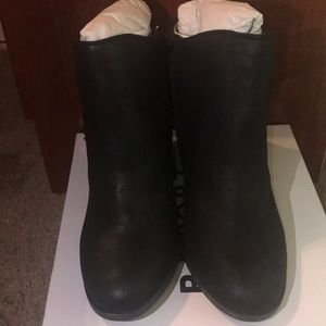 Brand new booties size 8.5